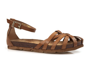 Buty damskie sandały rzymianki Yokono Villa 011