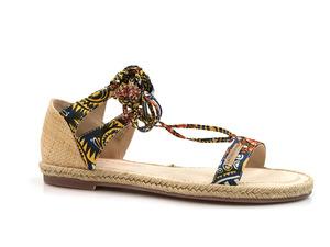 Buty damskie sandały boho Les Tropeziennes GENOVA