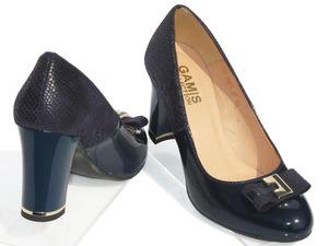Buty damskie czółenka Gamis 1494