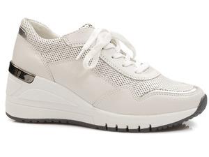 Buty damskie półbuty sportowe, sneakersy Marco Tozzi 23500-35