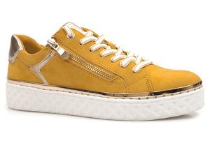Buty damskie zamszowe trampki sneakersy Marco Tozzi  23706-26