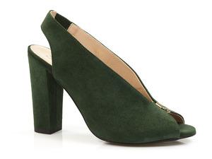 Buty damskie czółenka odkryte sandały Sala 8070