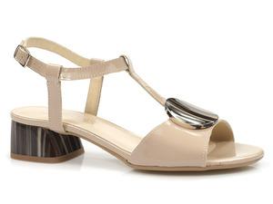 Buty damskie eleganckie sandały Gamis 5063