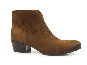 Buty damskie kowbojki botki Carinii B5159