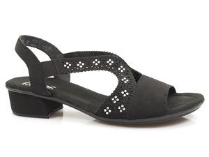 Buty damskie sandały Rieker V6216-68