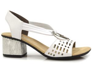 Buty damskie sandały RIEKER 64675-80