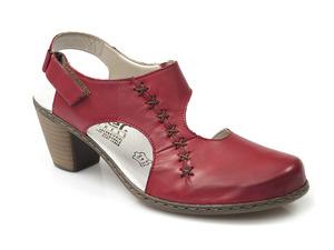 Buty damskie sandały Rieker 40950
