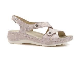 Buty damskie profilowane sandały Dolce Pietro 2014