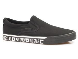 Buty damskie trampki męskie wsuwane Big Star HH174004