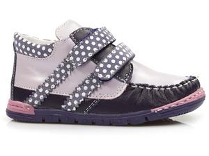 Buty damskie półbuty dziewczęce Mido Noster 234
