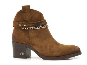 Buty damskie botki kowbojki Carini B5193