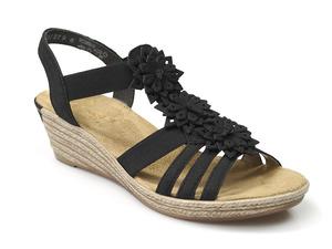 Buty damskie sandały Rieker 62461