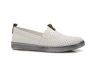 Buty damskie półbuty wsuwane lordsy Venezia 02262002