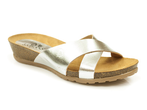 Buty damskie klapki Yokono Capri-039