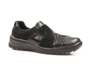 Buty damskie półbuty damskie wsuwane Rieker L7164