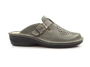 Buty damskie obuwie zdrowotne klapki OrtoMed 3710