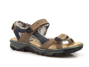 Buty damskie sandały sportowe Rieker 68872