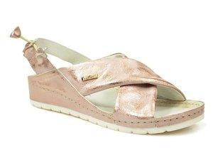 Buty damskie sandały Lemar 50056