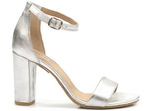 Buty damskie sandały na obcasie Eksbut 3B-5916
