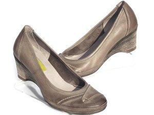 Buty damskie półbuty Lemar 164