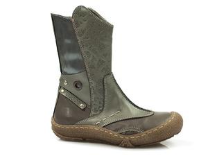 Buty damskie kozaczki dziewczęce Falcon 1880