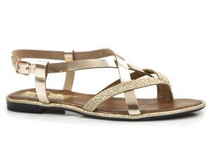 Buty damskie sandały japonki Lemar 40212