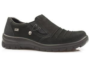 Buty damskie półbuty Rieker L7154-00 Tex