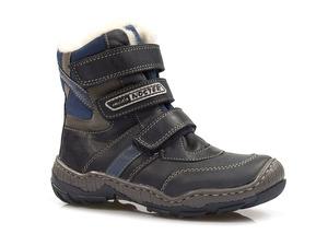 Buty damskie trzewiki chłopięce ocieplane Mido Noster 491