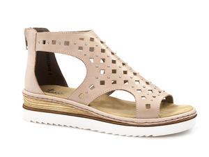 Buty damskie sandały Rieker 67995
