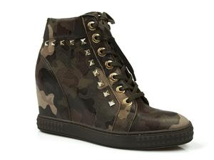 Buty damskie sneakersy Carinii b3028p