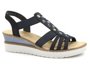 Buty damskie sandały Rieker V3822-14/ V3822-31