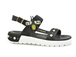 Buty damskie sandały na platformie Carinii B4659