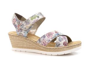 Buty damskie sandały Rieker 61943