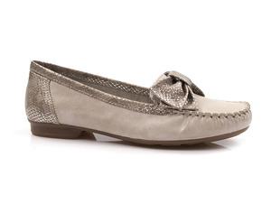 Buty damskie profilowane mokasyny Rieker 40052-42