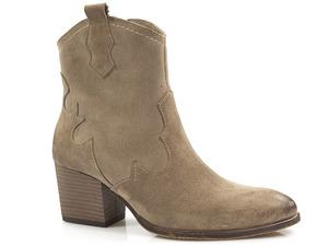 Buty damskie botki kowbojki Lemar 60304