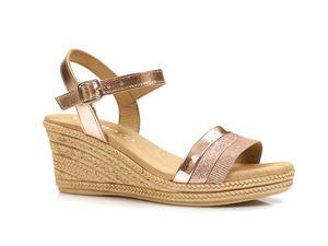 Buty damskie sandały espadryle Verano 9596