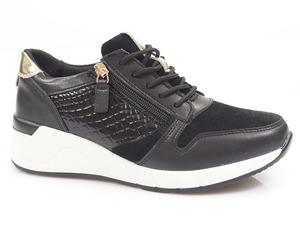Buty damskie półbuty sneakersy Filippo DP2052