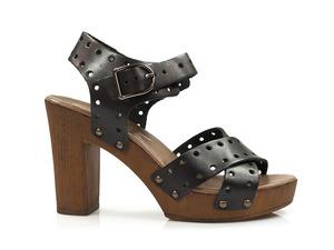Buty damskie sandały Lemar 40178