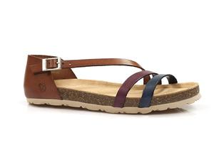 Buty damskie sandały profilowane Yokono Villa 057