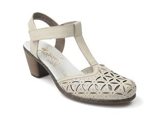 Buty damskie sandały Rieker 40995
