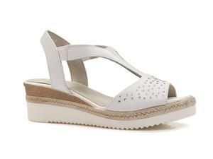 Buty damskie sandały espadryle Dolce Pietro 2214