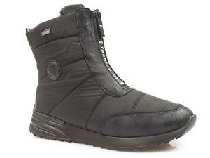 Buty damskie śniegowce  z membraną Rieker TEX X8061-00