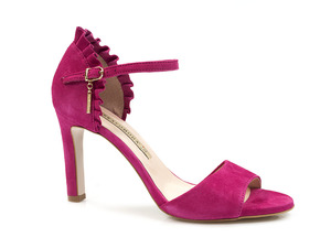 Buty damskie sandały szpilki bravo moda 1699