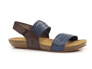Buty damskie sandały profilowane Yokono BEACH 142