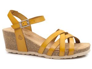 Buty damskie sandały koturny Yokono CADIZ 071