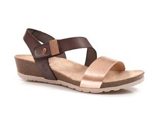 Buty damskie sandały profilowane Yokono CAPRI-042