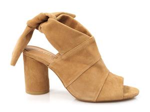 Buty damskie odkryte botki Badura 7787 sandały Gulietta