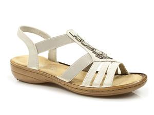 Buty damskie sandały Rieker 60800-80