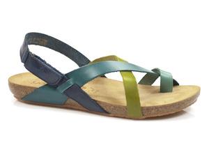 Buty damskie sandały japonki Yokono Ibiza 718