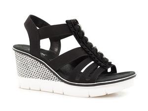 Buty damskie sandały Rieker 68517